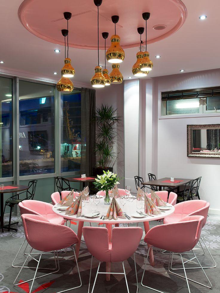Pink dinner - Clarion Hotel® Aurora - Tromsø
