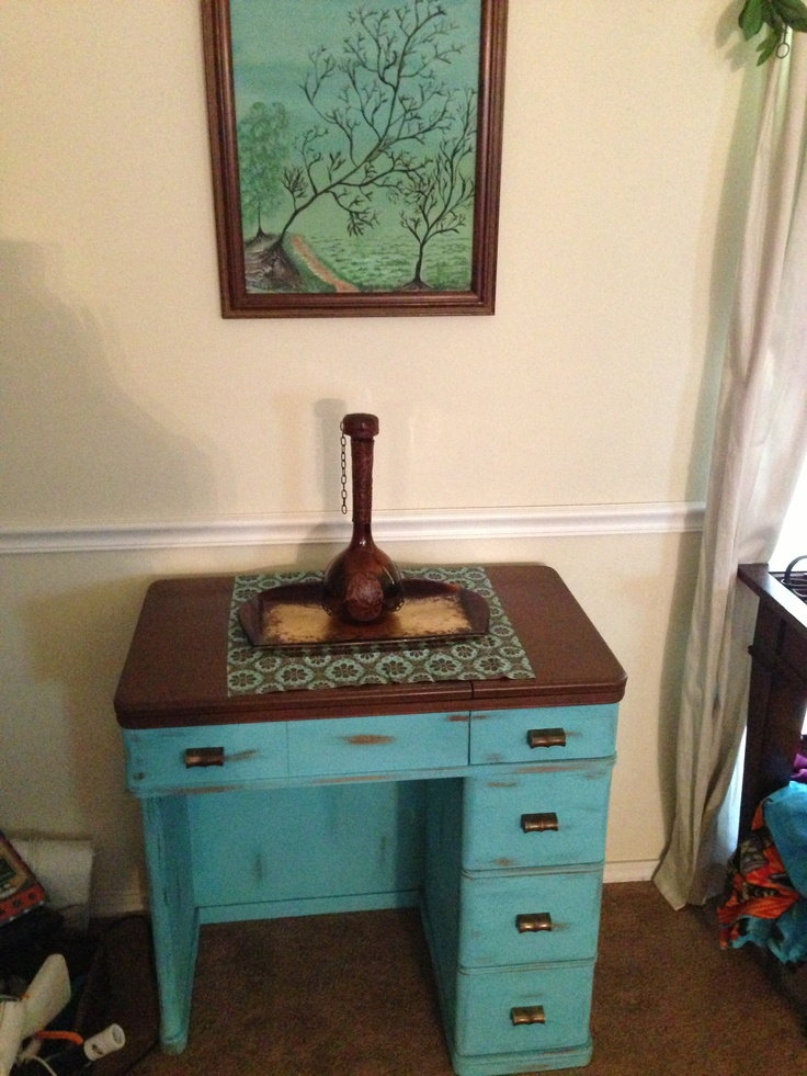 28 best Upcycle Sewing Machine Cabinet images on Pinterest ...
