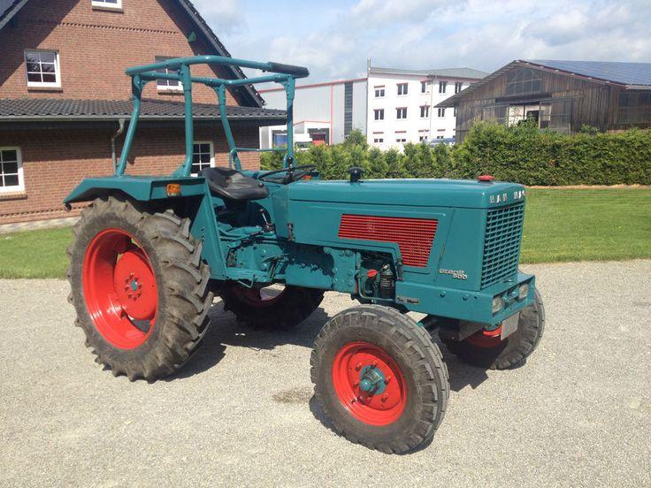 HANOMAG GRANIT 501.48PS BJ1970.NEUER LACK..NEUWERTIGE REIFEN.CA28KMH..TÜV NEU. in Business & Industrie, Agrar, Forst & Kommune, Landtechnik & Traktoren | eBay