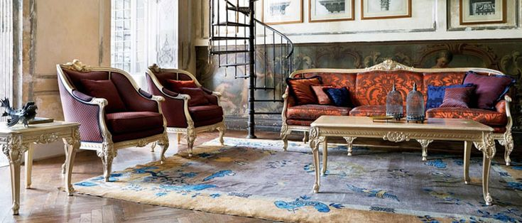 Silik Classic Furniture - Italian Design Interiors