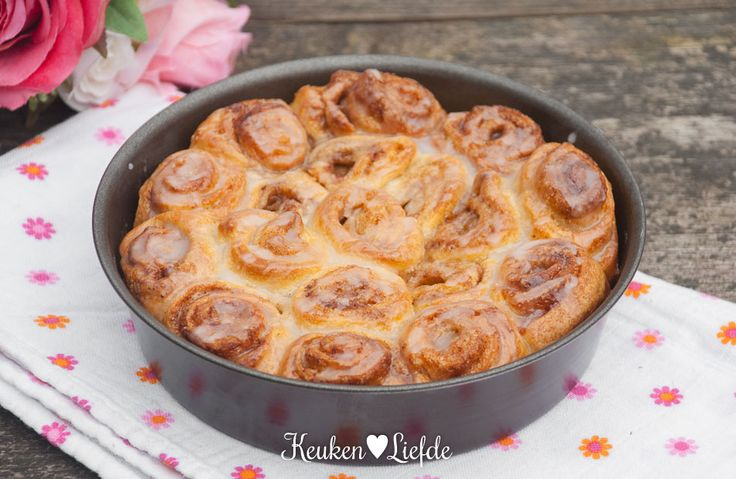 Kaneelbroodjes-1407 - Keuken♥Liefde