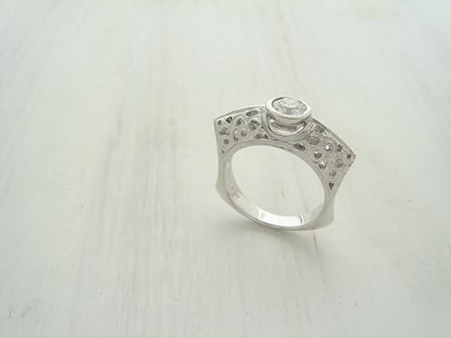 ZORRO Order Collection - Engagement Ring - 031