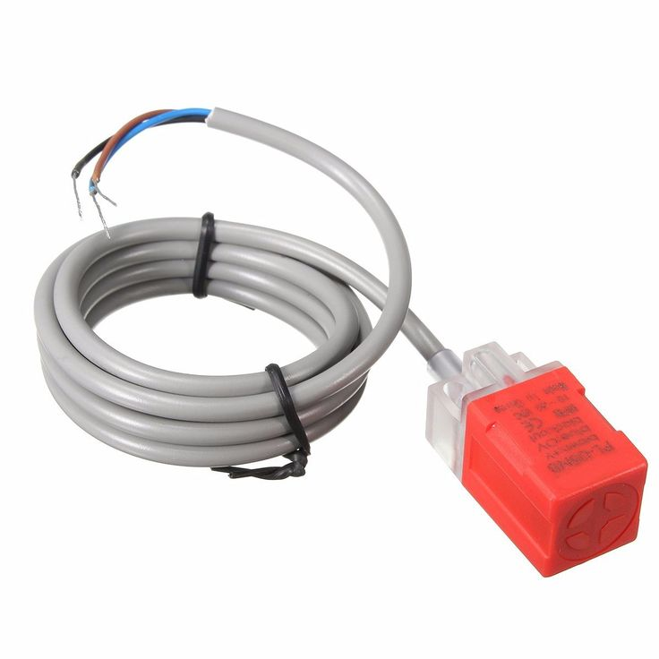 PL-05N 3-Wire 5mm Detection Inductive Proximity Sensor Switch NPN NO DC 10-30V