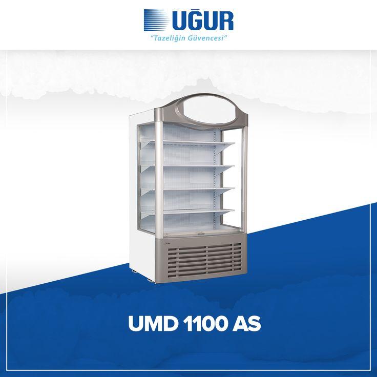 UMD 1100 AS birçok özelliğe sahip. Bunlar; çevre dostu tasarım, güvenilir soğutma sistemleri, enerji tasarrufu sağlayan elektronik kontrol ünitesi, otomatik defrost, yüksek etkili dikey ışıklandırma, yandan görünüm sağlayan çift camlı yan duvarlar, ayarlanabilir raflar ve gece örtüsü. #uğur #uğursoğutma