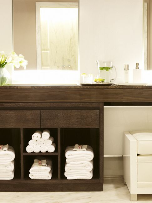 Champalimaud Spa Interiors /   Hotel Bel-Air Spa