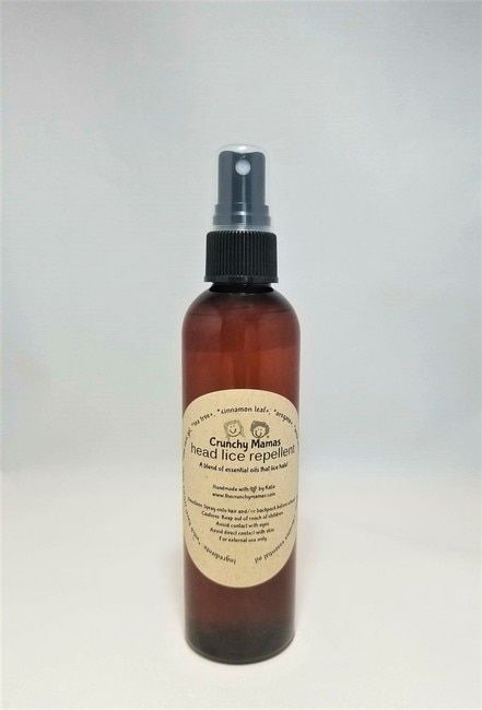 Head Lice Repellent