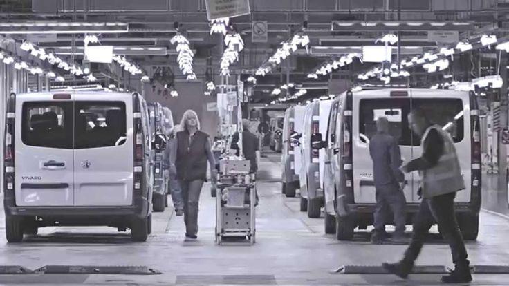 Precision Driving by Paul Swift | Opel Vivaro #FUN #datdoenwedusniet