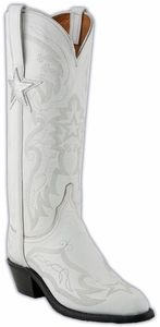 Ladies Lucchese NFL Dallas Dallas Cowboys Cheerleaders Official Boots NV4009.  I am in LOVE with these!