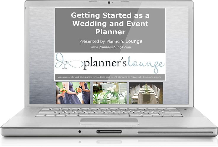 Planner's Lounge - a site for wedding and event planners to relax, talk, learn and inspire from @Debbie Orwat