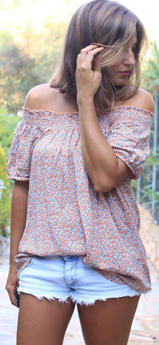 Summer style blogger La Reina del Low Cost