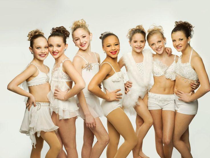 Dance Moms Girls-PhotoShoot
