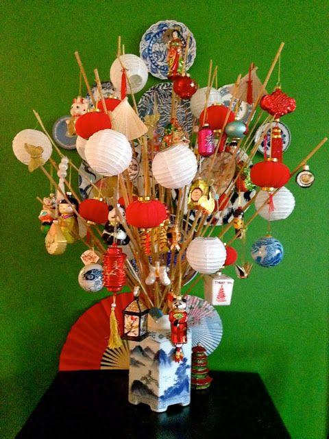Sanity Fair blog--a Chinoiserie Christmas!