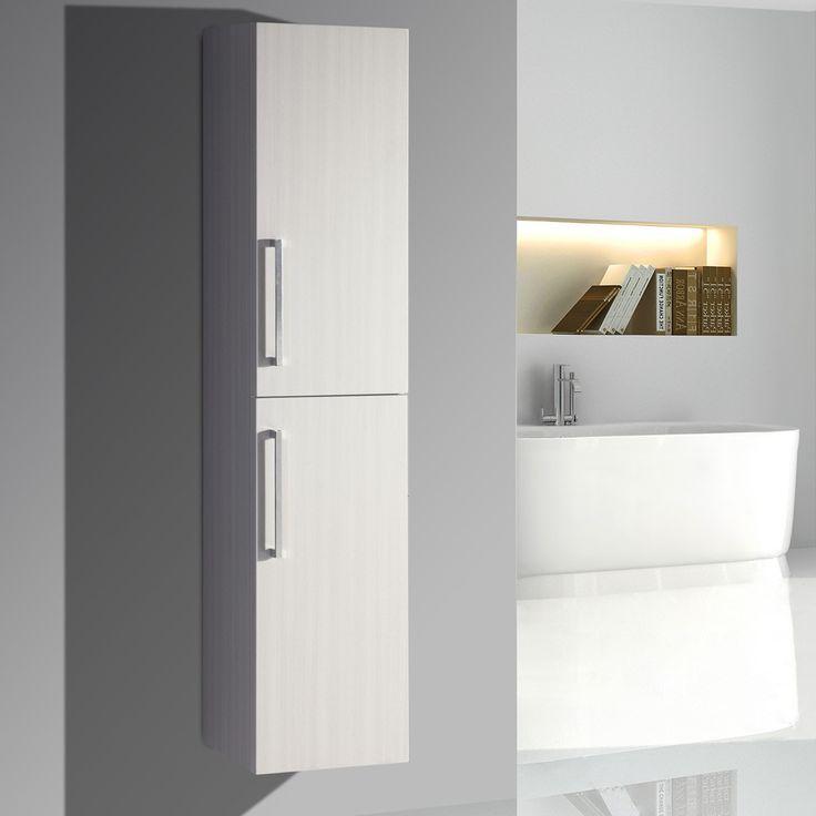 <p>   </p><p>  Lind Luxury Høyskap er et stilrent moderne høyskap med matt overflate i trestruktur. Høyskapet kommer med to dører og leveres med overflate i lyse hvite-/gråtoner.</p><p>  </p><p>  Høyskap i foliert MDF, har en slett matt overflate me