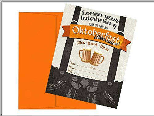 Oktoberfest Party Supplies Decorations Games and Invites ...