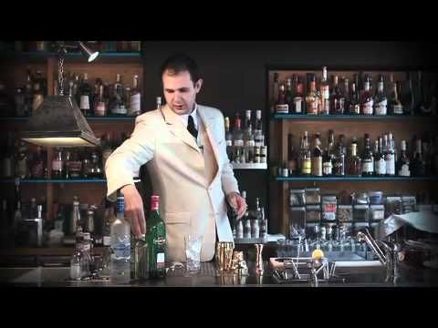 Ladislav Piljar - American Bar at The Savoy Hotel - Cocktail recipe