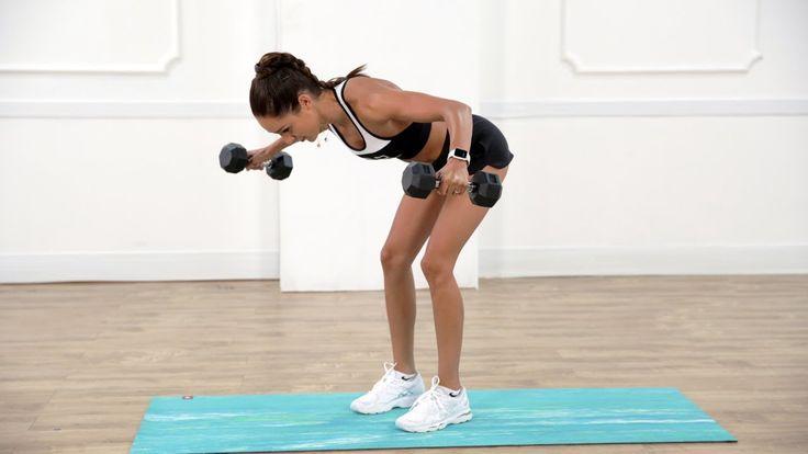 Kayla Itsines's Weight-Strengthening Circuit | Class FitSugar