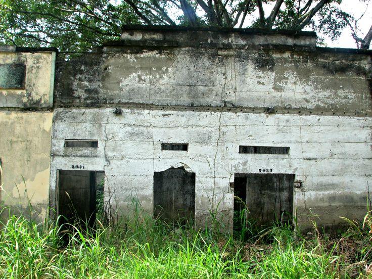 Ruinas 1.  Armero - Colombia.