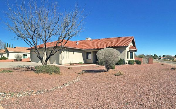 2/18/17. Gorgeous 3BR/2BA, 2139 s/f custom w/pool & spa. Corner golf course lot w/mtn & fairway views. Tile throughout, stainless appliances, quartz counters, center island, & lots of cabinet space. Dual walk-in closets. $349,900. Call Chris Hickman, 520-220-6857. RE/MAX HomeStores. Direct MLS link at www.AZrealestatepress.com. Get more info on page 5 of the current REP.