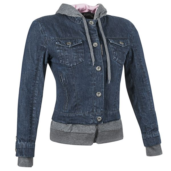 Veste en Jeans Fast Times ADM Sport 200$ Bleu