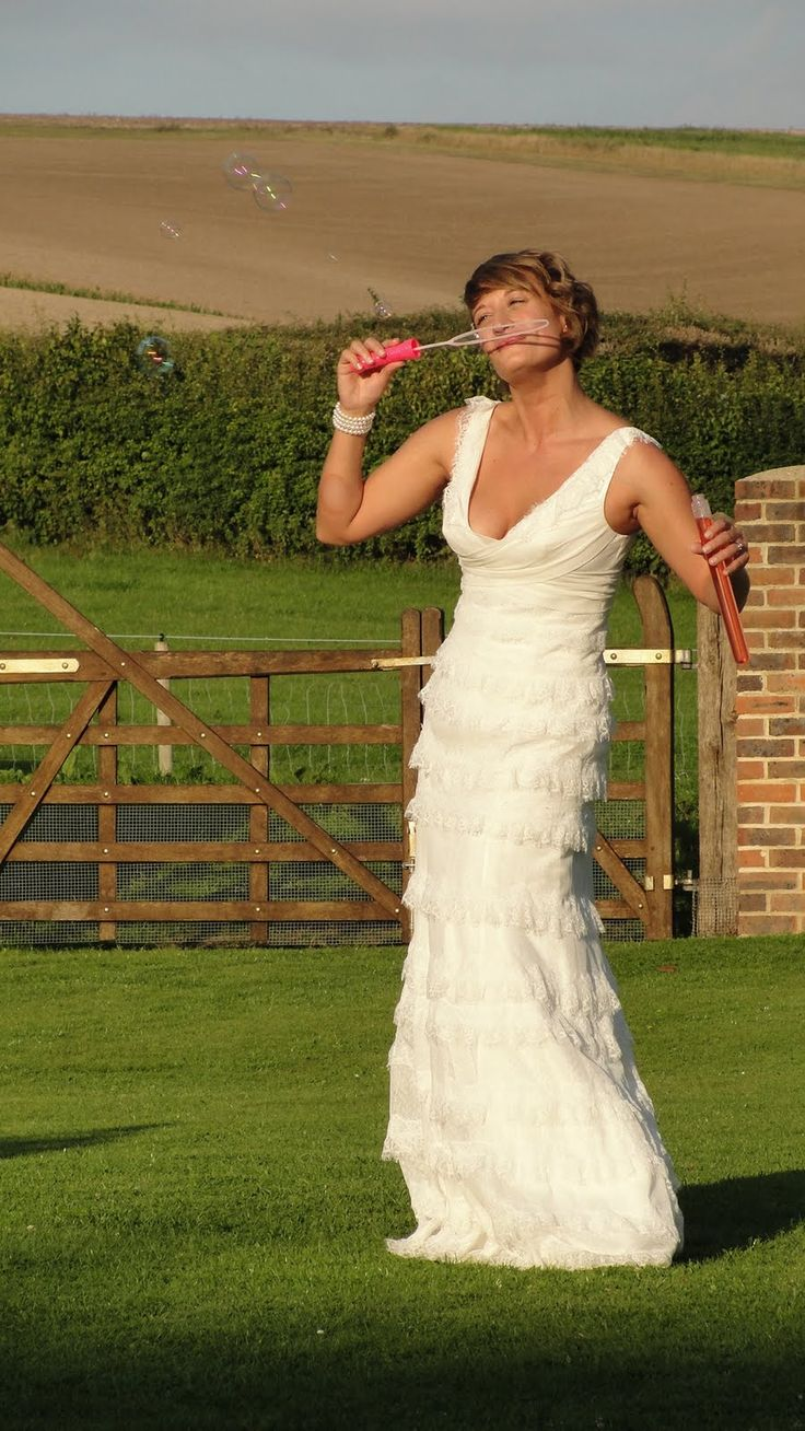 Cute Gorgeous Vow Renewal Dress Country Wedding Ideas