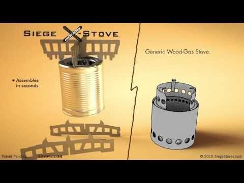 how do biogas stoves work