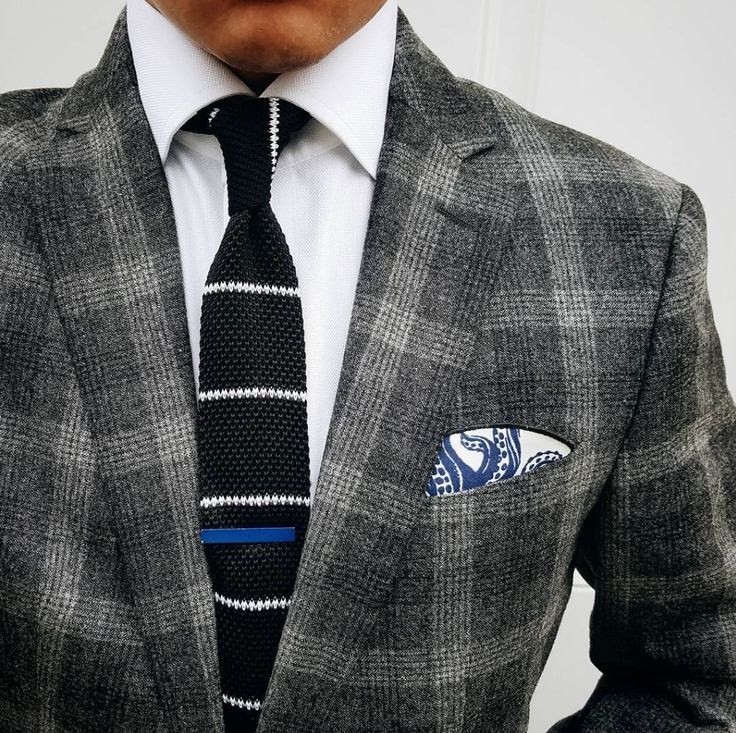 Modern style with a pop of royal blue.