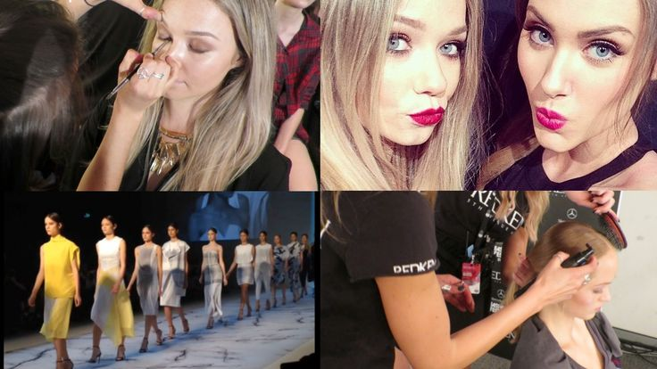 The Video: Youtubers and BTS With Redken At The Mercedes Benz Fashion Festival
