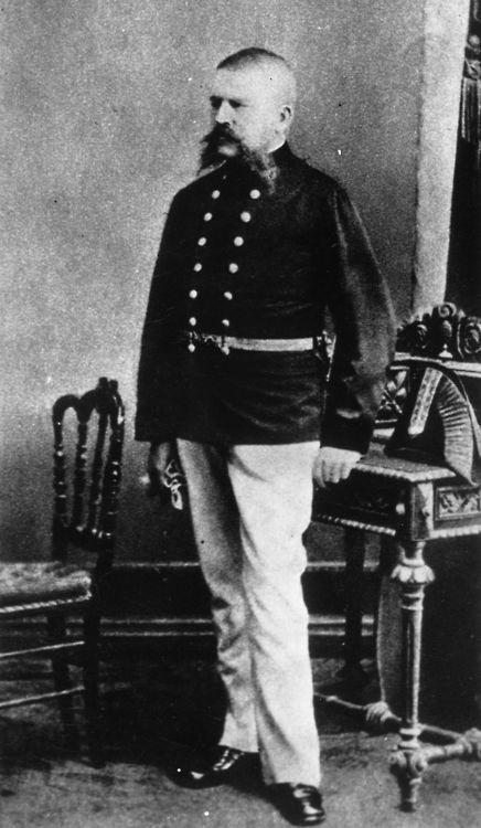 Alois Hitler, Adolf Hitler's father.