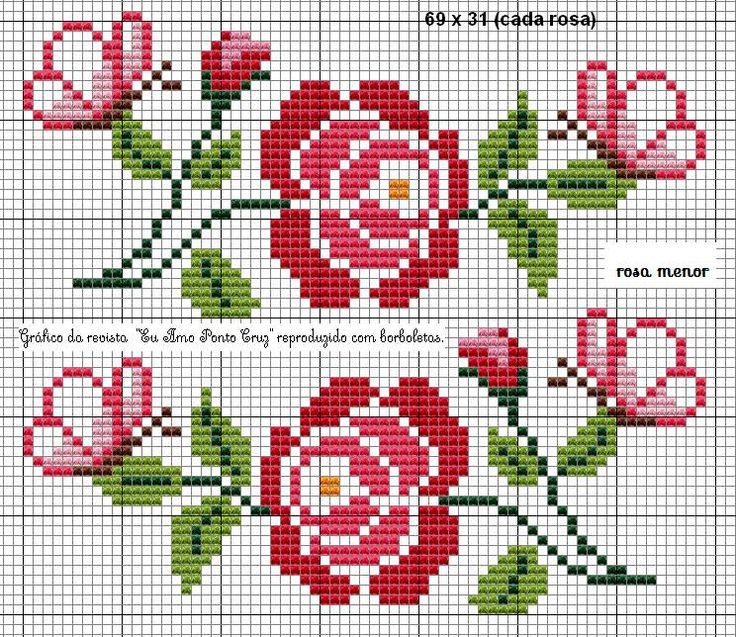 Rosa em pornto cruz