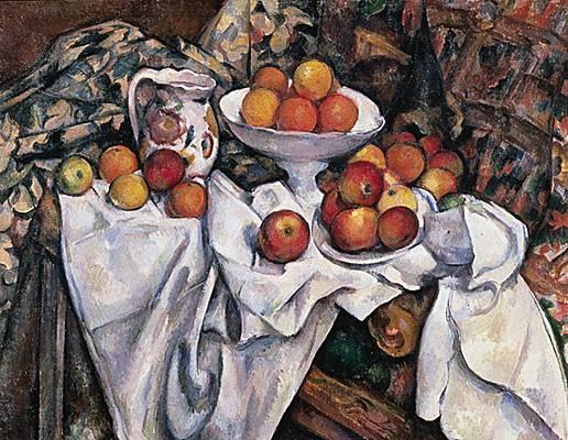 Paul Cézanne / Pommes et Oranges