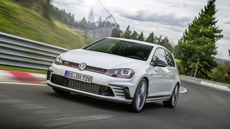 2017 Volkswagen Golf GTI Clubsport S http://www.wsupercars.com/volkswagen-2017-golf-gti-clubsport-s.php