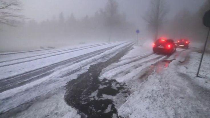 Unwetter in der Region Hannover: Starkregen und Hagel halten Feuerwehr auf Trab