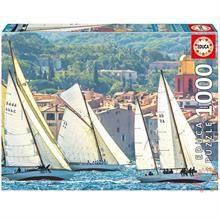 Educa 1000 Parça Puzzle Sailing At Saint-Tropez 16755