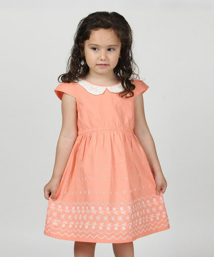 pdf toddler dress with collar