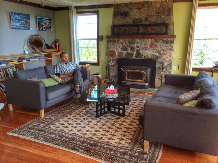 Big Room in the Lodge B&B