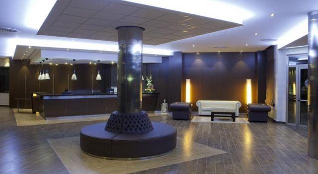 Hotel Ciudad de Alcañiz - 4 Sterne #Hotel - EUR 79 - #Hotels #Spanien #Alcañiz http://www.justigo.at/hotels/spain/alcaniz/calpe_10672.html