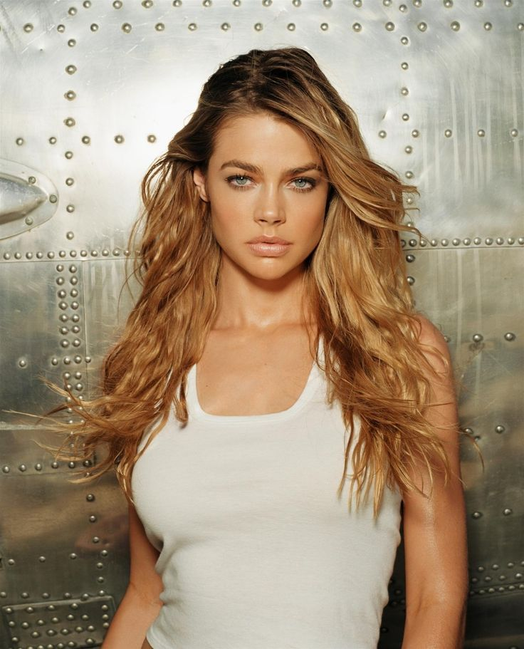 denise richards - one of the most beautiful women i've ever seen.