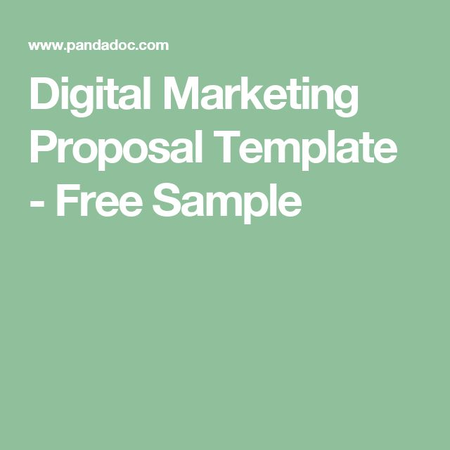 Best 25+ Marketing proposal ideas on Pinterest Pitch colour - free online proposal template