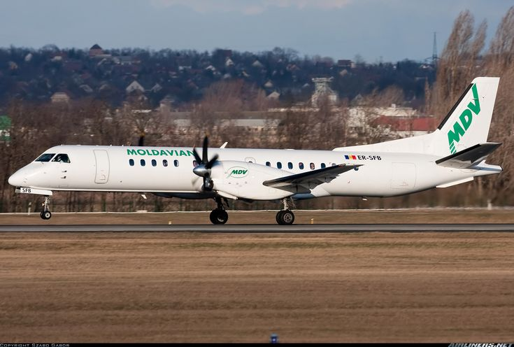 Saab 2000 - Moldavian Airlines | Aviation Photo #1503397 | Airliners.net