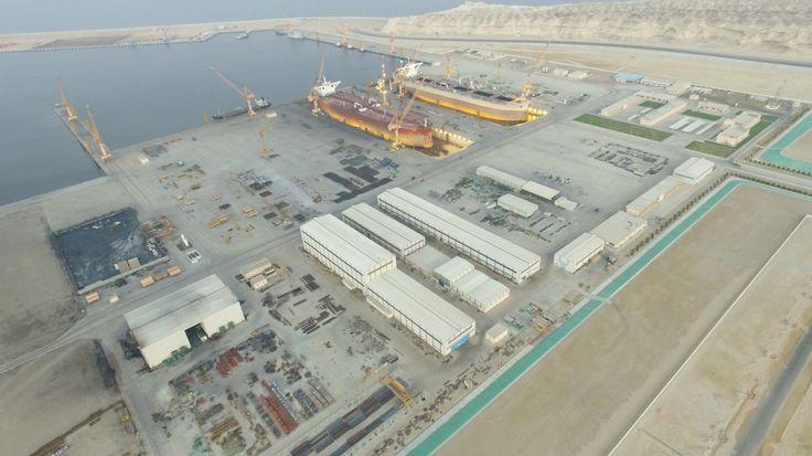Oman drydock shipyard- Duqm