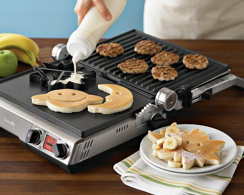 Playful Breakfasts: Pancake Molds to Make You Smile