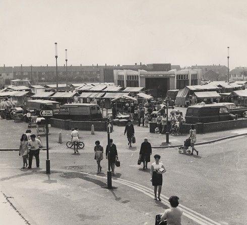 Partington Market