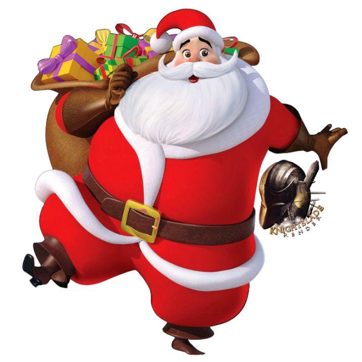 Happy Christmas Santa Claus 2018 HD Desktop Wallpapers