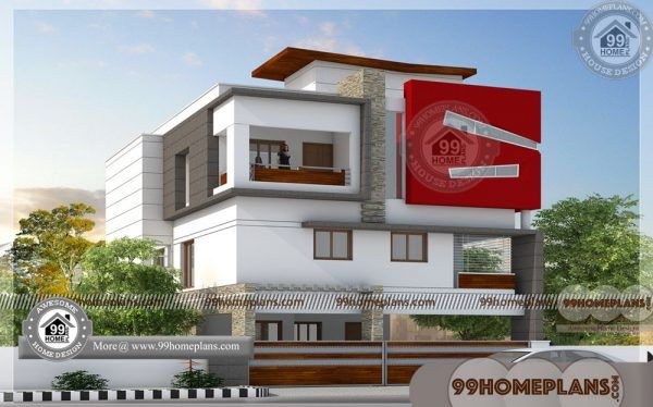 3 Unit Apartment Building Plans | 100+ Contemporary