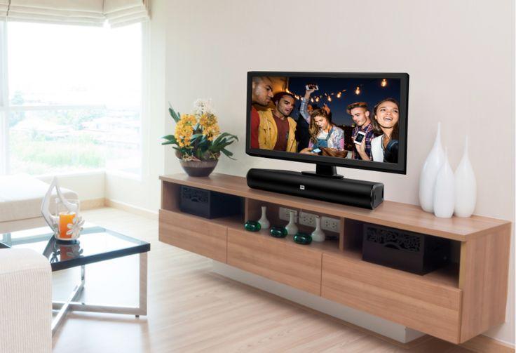 #JBL Cinema Base - Nouvelle enceinte Home-Cinéma vitaminé pour écran-plat | Jean-Marie Gall.com
