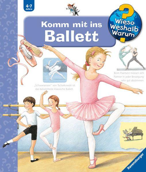 Komm mit ins Ballett, £10.45