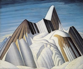 Mt. Robson  Lawren Harris