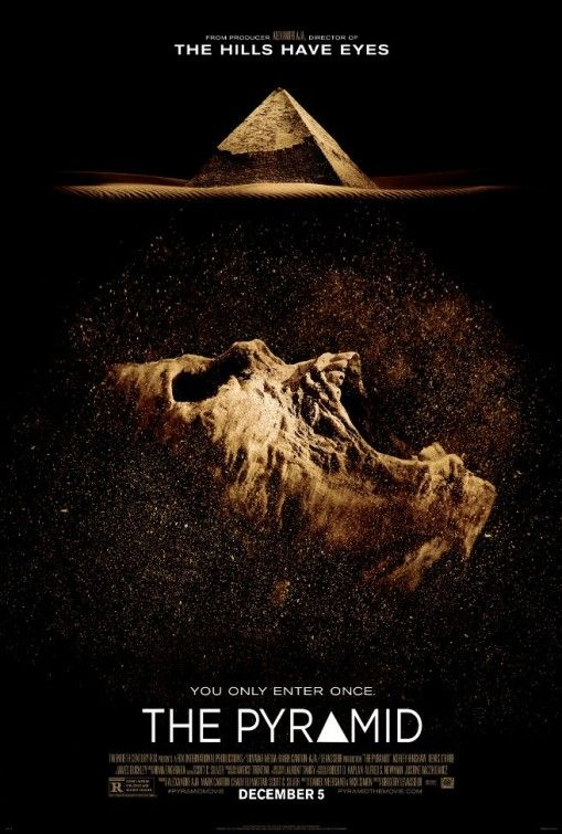 "I can't say I'm disappointed with The Pyramid, all things considered I'm a sucker for survival movies. But I'm not all that impressed with it either. If you want something similar amd a little more exciting then try ""As Above, So Below."""