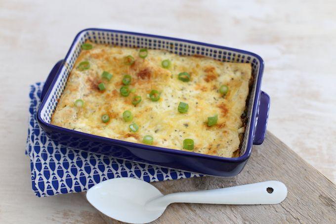 Lasagne met prei en paprika | Lekker en simpel | Bloglovin'