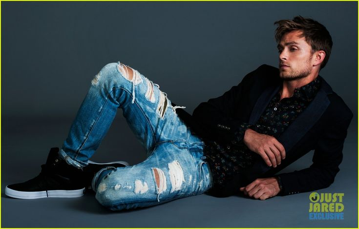 Hart of Dixie's Wilson Bethel Shows Us His Heart for JJ Spotlight | wilson bethel jj spotlight 02 - Photo